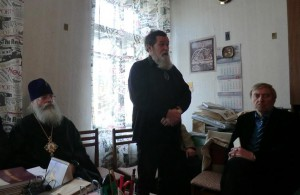Встреча в Псковской писательской организации